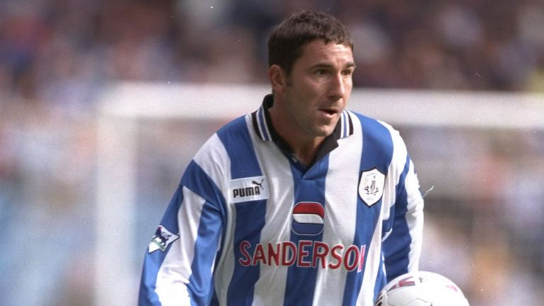 David Hirst: Pictured during his playing days with Sheffield Wednesday