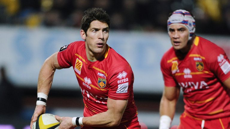 James Hook: Hopeful of Wales recall