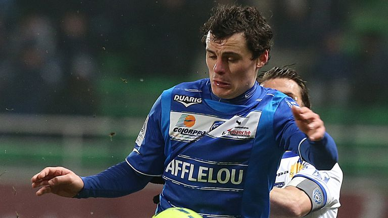 Jerome Rothen: Looking for a move away from Bastia
