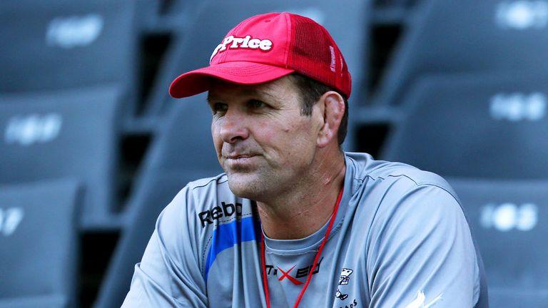 John Plumtree: Joining Ireland coaching staff