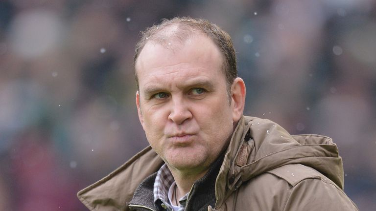 Jorg Schmadtke: Will leave Hannover this weekend