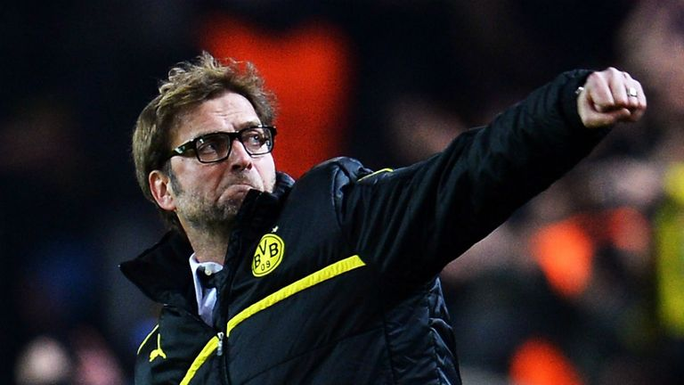Jurgen Klopp: Overjoyed with Dortmund's win over Malaga