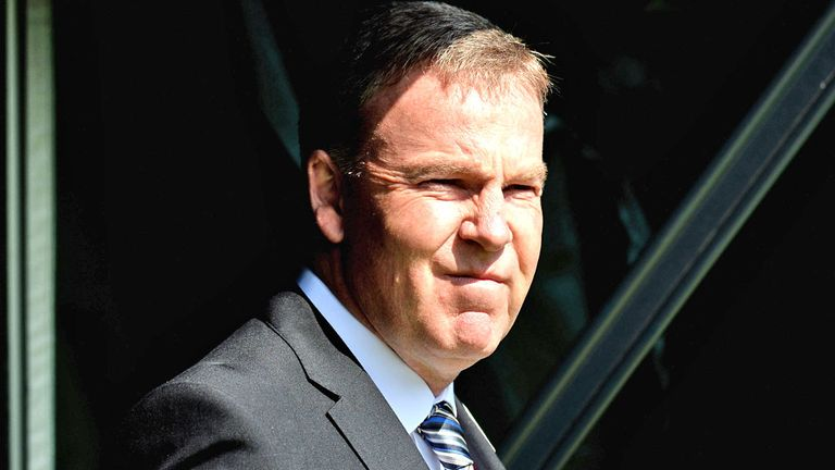 Kenny Jackett: Believes the gap between players and supporters needs to be rebuilt