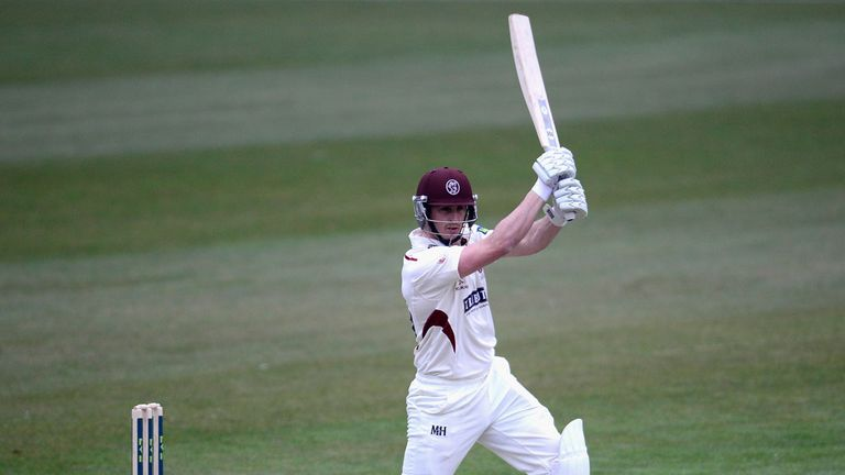 Craig Kieswetter: Hit century for visitors
