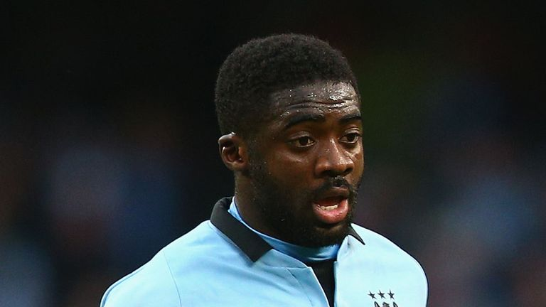 Kolo Toure: Frustrated by his lack of chances at City