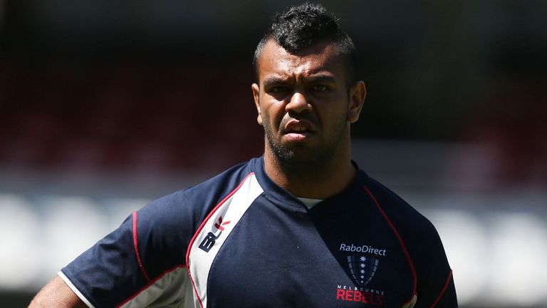 Kurtley Beale: Has taken an 'indefinite leave of absence'