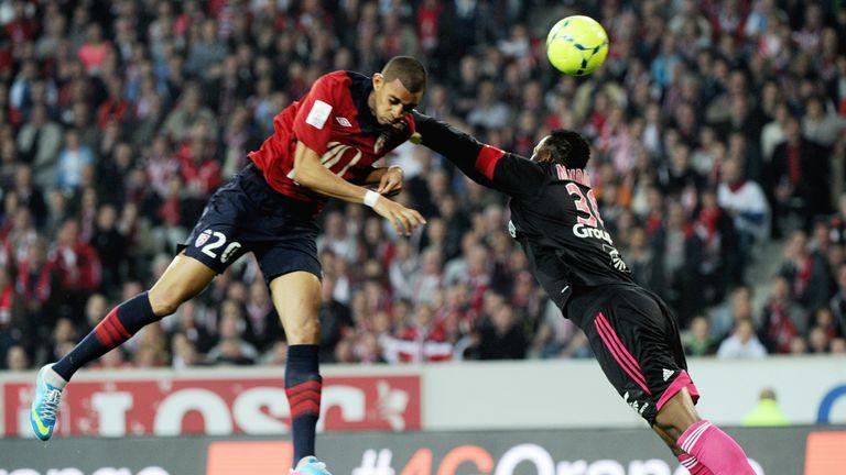 Mandanda: Helped Marseille earn a point