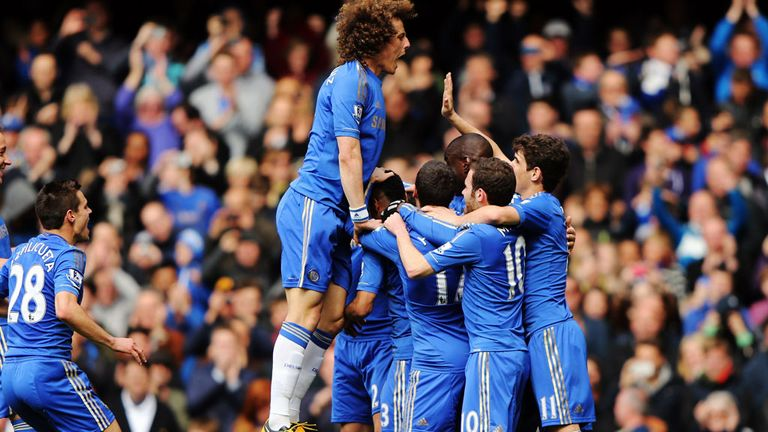 Will Chelsea be celebrating again in 2013/14?
