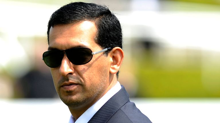 Mahmood Al Zarooni: Banned for eight years