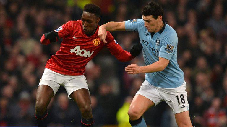 Danny Welbeck: Manchester United striker spurred on by City pain