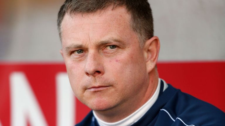 Mark Robbins: Is hoping the Terriers' development squad keeps on stepping up