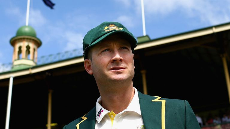 Michael Clarke: Long-standing back trouble