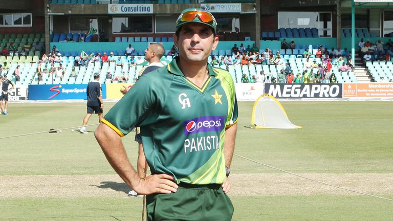 Misbah-ul-Haq: Fully committed to Pakistan at present