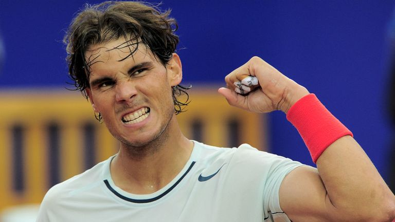 Nadal: Impressed again in Barcelona to take the title