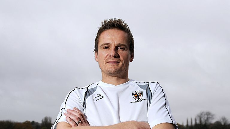 Neal Ardley: Refusing to panic