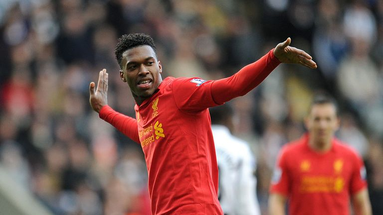 Daniel Sturridge: Has made a big impact at Anfield