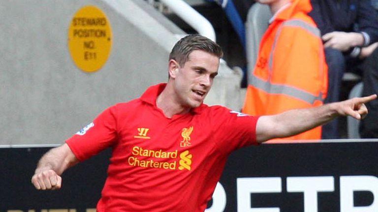 Jordan Henderson feels Liverpool made their point against Newcastle