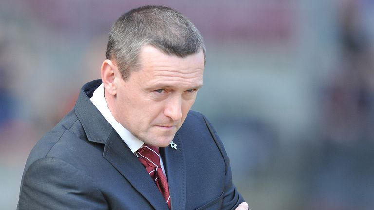 Boothroyd: Keen to keep Blyth