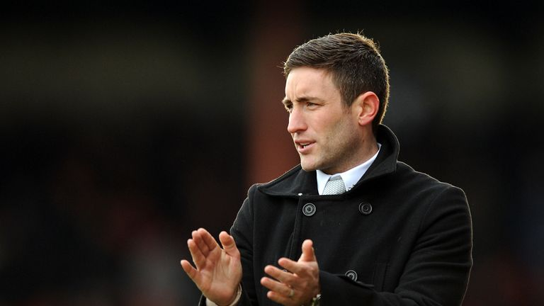 Lee Johnson: Third signing of the off-season