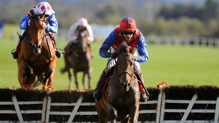Quevega: Worked under Paul Townend at Punchestown