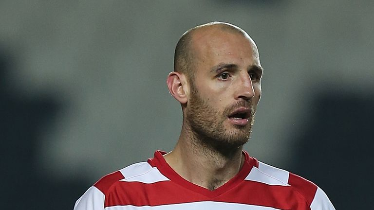 Rob Jones: Targeting Doncaster promotion