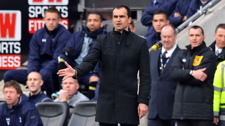 Roberto Martinez: Praised Wigan's mental strength after win at West Brom