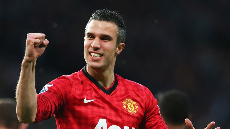 Image result for van persie
