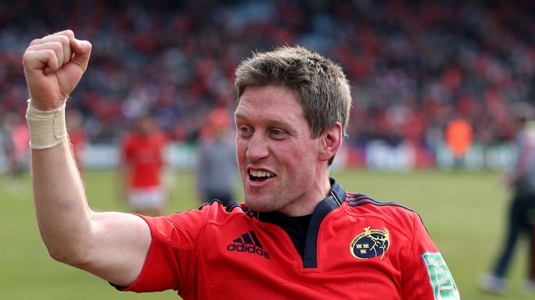 Ronan O'Gara: Will join Racing Metro next season as assistant coach