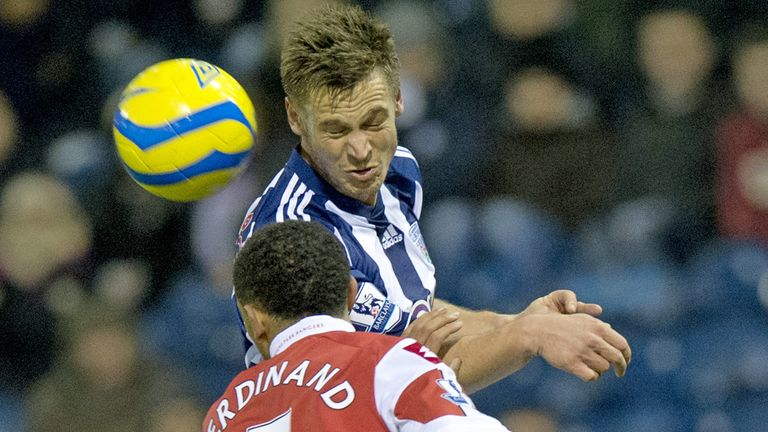 Markus Rosenberg: Likely to leave The Hawthorns this summer