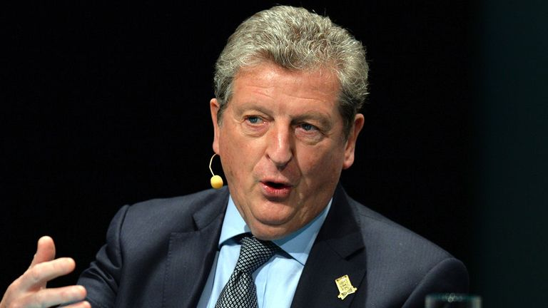 Roy Hodgson will reflect on the great Sir Alex Ferguson
