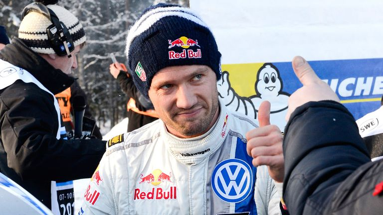 Sebastien Ogier: Should become World Rally champion later this year