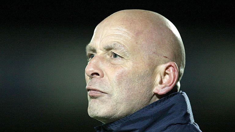 Shaun North: Full of praise for John Marquis