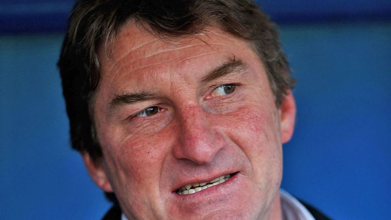 Tony Smith: Delighted with the display of Warrington centre Stefan Ratchford in the thrashing of London