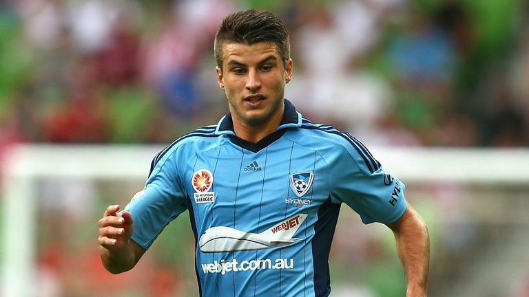 Terry Antonis: Now wants to stay with Sydney
