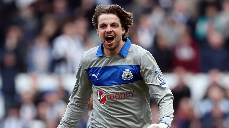Tim Krul: Confident Newcastle can clinch a two-goal victory over Benfica