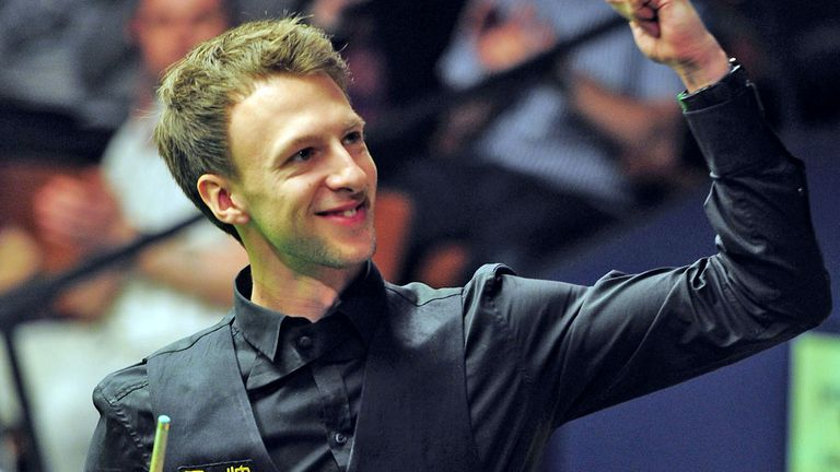 Judd Trump faces Matthew Stevens or Marco Fu in the last 16