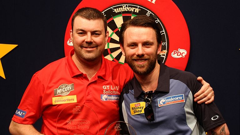 Wes Newton: Held his nerve in final leg decider with Paul Nicholson