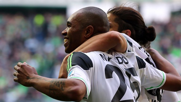 Naldo: Still has hopes of playing at the World Cup
