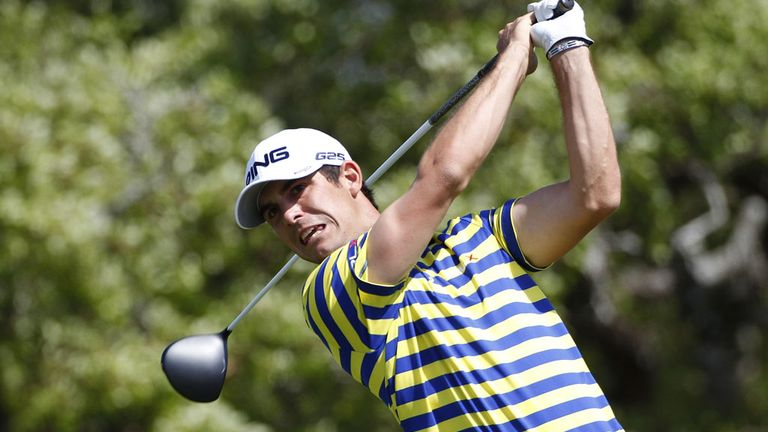 Billy Horschel: Retained a two-shot lead after a round of 70