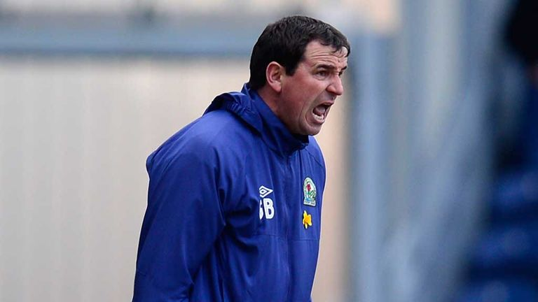 Gary Bowyer: Happy with Blackburn's efforts
