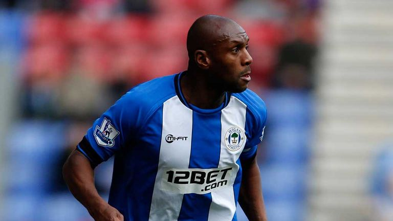 Emmerson Boyce: Urged Wigan to bounce back after recent defeats