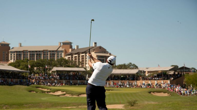 Ben Curtis: Won in San Antonio by two strokes in 2012