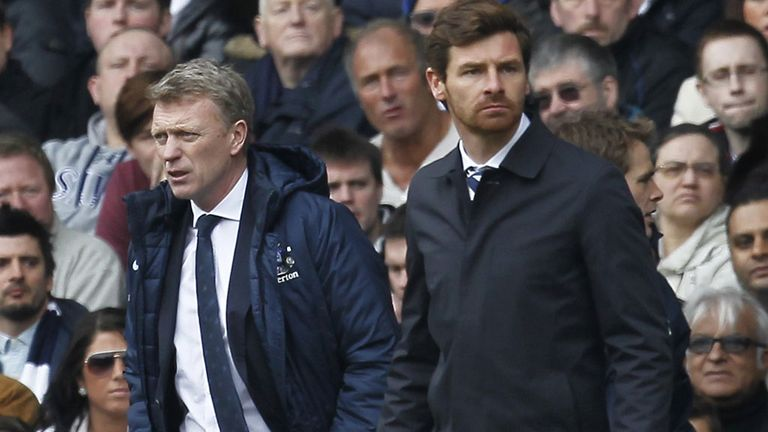 Andre Villas-Boas: Warned David Moyes off a move for Gareth Bale
