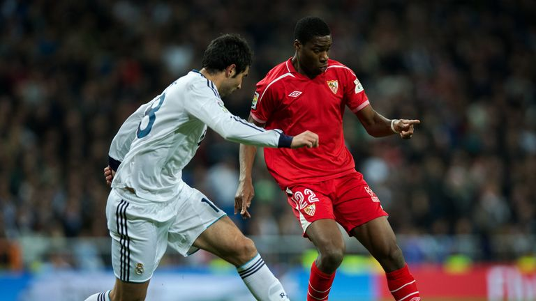Geoffrey Kondogbia: Sevilla midfielder dreams of playing for Real Madrid