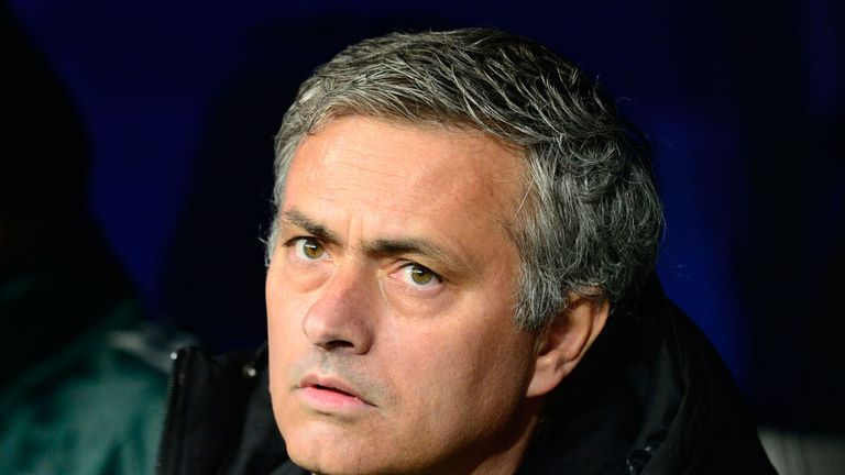 "Jose Mourinho: Feels ""loved"" by the people at Chelsea"