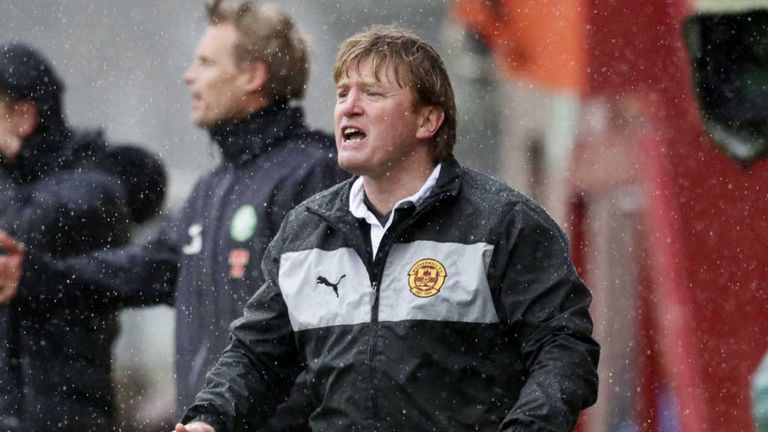 Stuart McCall: Motherwell boss delighted with win over Celtic
