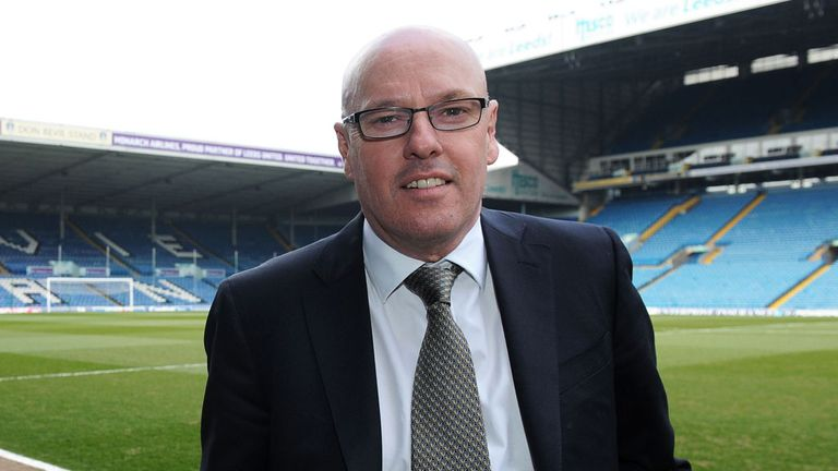 Brian McDermott: Driven to succeed at Leeds after losing his job at Reading
