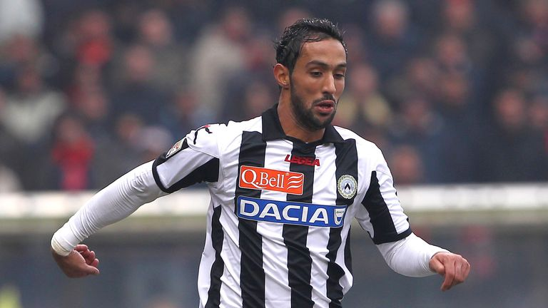 Medhi Benatia: Has been linked with a host of top European clubs