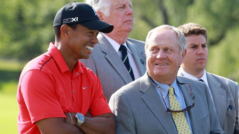 Jack Nicklaus hoping for a quick Tiger Woods return