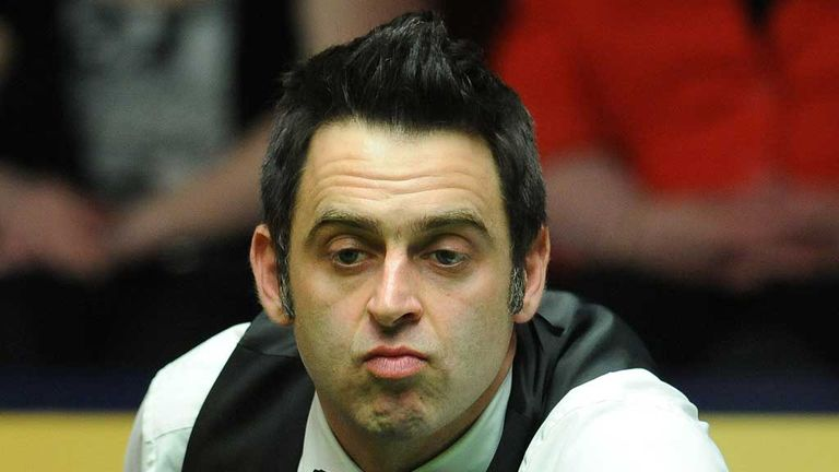 Ronnie O'Sullivan: Claims his return to snooker was money motivated